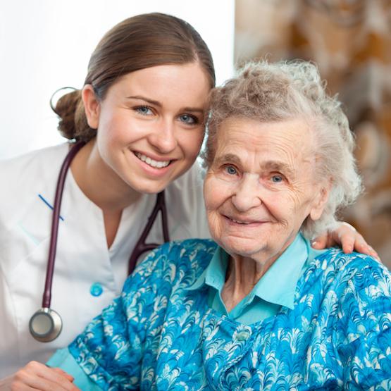 TeleDoc verbunden mit Patienten