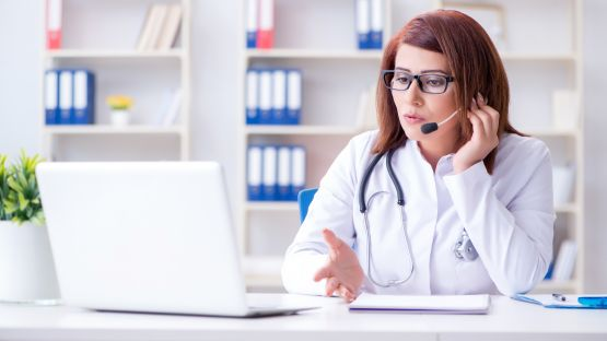 Telemedizinische Hilfe im Notfall / E-Call