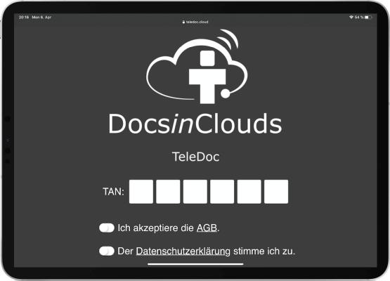 TeleDoc-Starter - WebBrowser