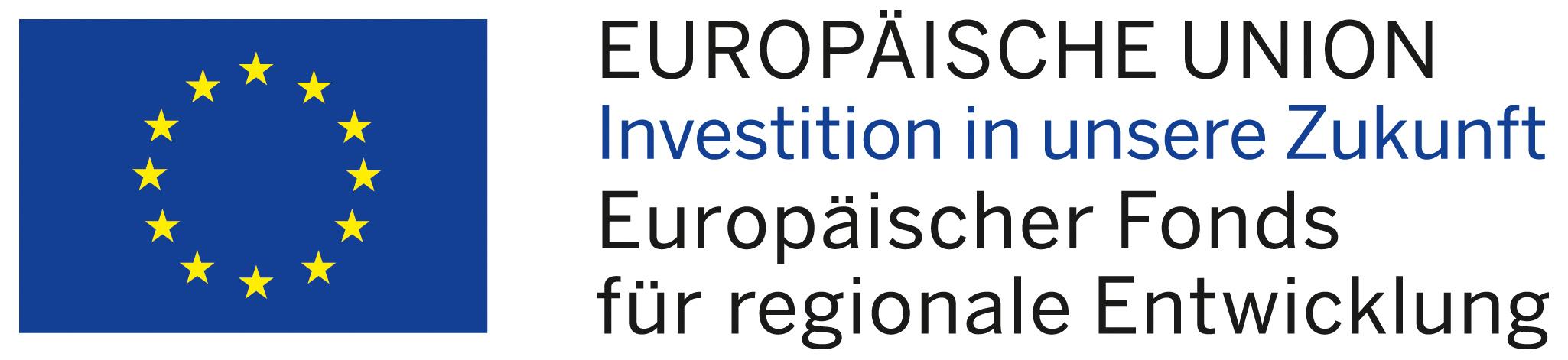 EU-Emblem mit Hinweis auf die Union