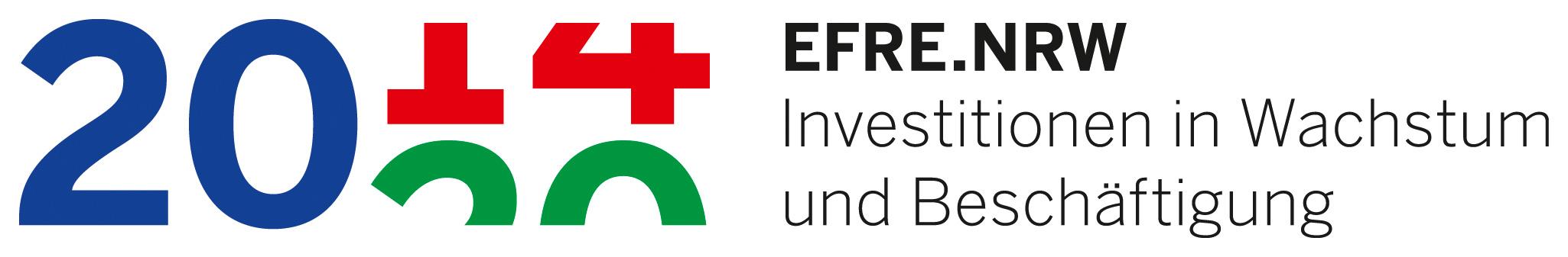 EFRE-NRW Logo